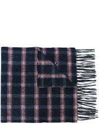 Checked scarf medium 829608