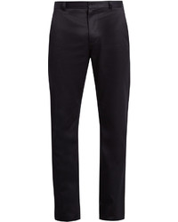 Acne Studios Alfred Slim Fit Cotton Blend Chino Trousers