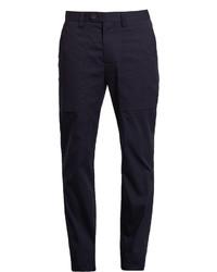 Brunello Cucinelli Slim Leg Cotton Chino Trousers