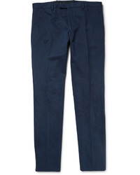 Gucci Brushed Cotton Trousers