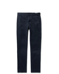 rag & bone Fit 2 Slim Fit Gart Dyed Cotton Twill Chinos