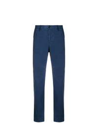 Ps By Paul Smith Slim Fit Washed Chinos