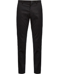 Paul Smith Slim Leg Tailored Cotton Blend Chinos
