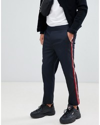 Mennace Trousers In Navy With