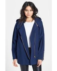 Leith Canvas Coat