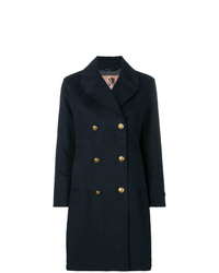 Sealup Double Breasted Coat