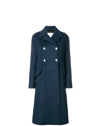 Sonia Rykiel Double Breasted Long Coat