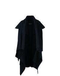 Comme Des Garçons Vintage Felt Cross Coat