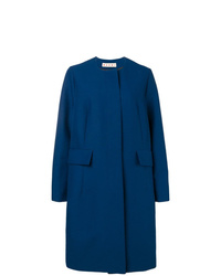 Marni Oversized Collarless Coat
