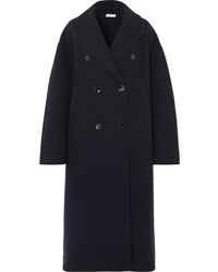 Jil Sander Oversized Wool And Cashmere Blend Coat