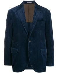 Brunello Cucinelli Corduroy Velvet Blazer