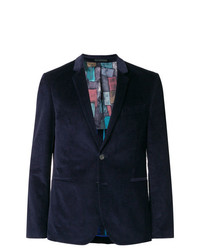 Ps By Paul Smith Velvet Corduroy Blazer
