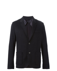Lanvin Classic Blazer Blue