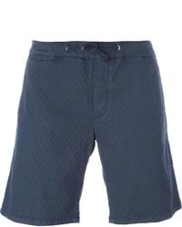 Eleventy Jacquard Bermuda Shorts