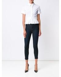 Skinny fit cropped capri jeans medium 654418