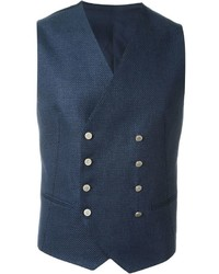 Double breasted waistcoat medium 597658