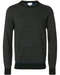 5a376357a856 Loro Piana Baby Cashmere Crewneck Sweater Shanghai Blue
