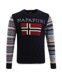 Crew Sweaters Napapijri Fashion Neck Men's From Zalando g88nB5wq