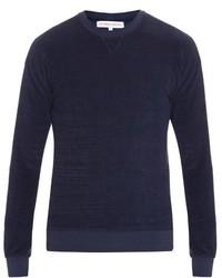 Orlebar Brown Pierce Cotton Jersey Sweatshirt