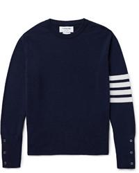 Striped cashmere sweater medium 657342