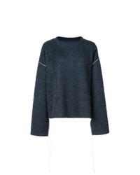 MM6 MAISON MARGIELA Textured Knit Sweater