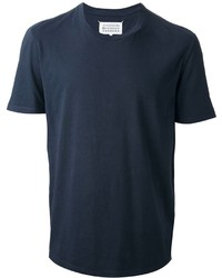 Navy Crew-neck T-shirt