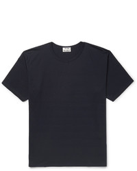 Acne Studios Niagara Slim Fit Cotton Jersey T Shirt