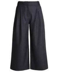 J.Crew Boyaca Trousers Heather Carbon