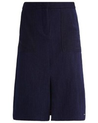 Tommy Hilfiger Saba Denim Skirt Blue