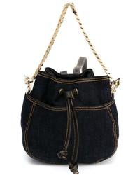 Dsquared2 Mini Denim Backpack