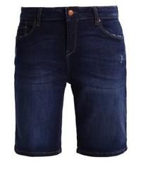 Denim shorts blue dark wash medium 3935394