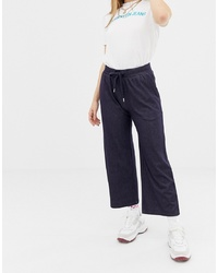 Noisy May Denim Look Jersey Culottes
