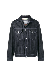 Marni Dance Bunny Denim Jacket
