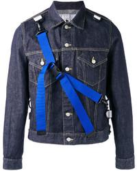 Comme des Garcons Ganryu Strap Denim Jacket