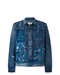 a8a82033db9 Levi s Made   Crafted Levis Made Crafted Destroyed Denim Jacket