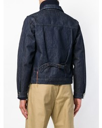 Fortela Loose Fit Denim Jacket
