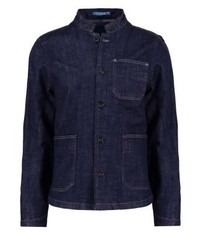 Denham Mao Apex Denim Jacket Indigo