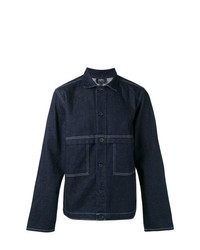 A.P.C. Seaming Detail Denim Jacket
