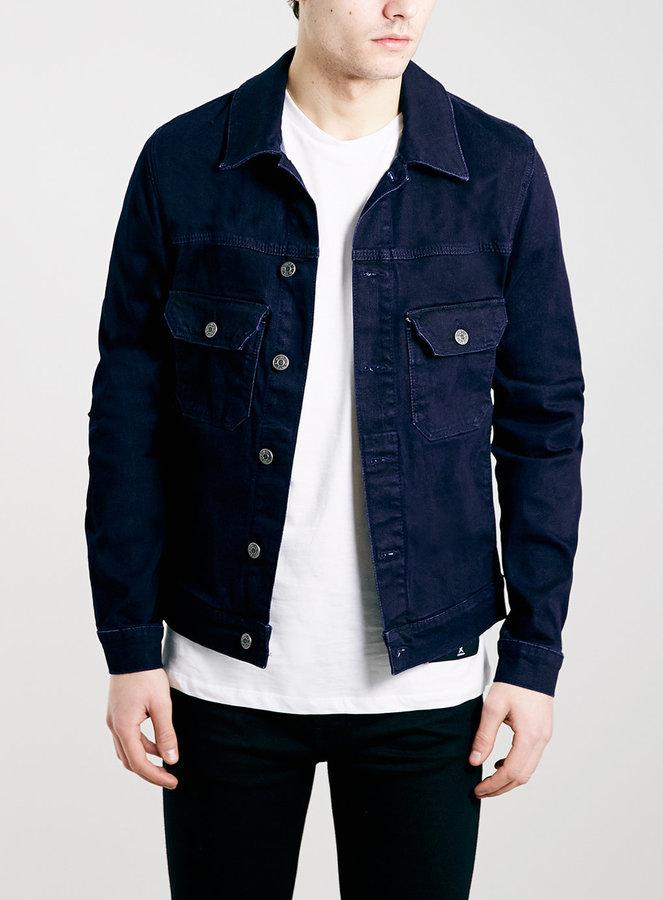 Dark Blue Jacket HkIGXQ
