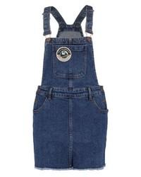 TWINTIP Denim Dress Blue Denim