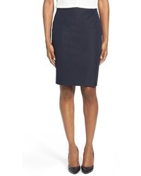 T Tahari Ryan Skirt Size 2 Blue