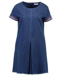 Decano denim dress blu medium 3842086