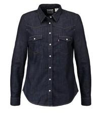 Classic fit shirt authentic dark medium 3937129