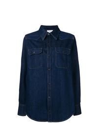 Calvin Klein Jeans Est. 1978 Denim Long Sleeve Shirt