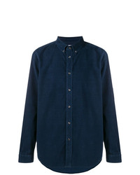 Ps By Paul Smith Long Sleeve Denim Shirt