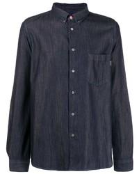PS Paul Smith Plain Denim Shirt