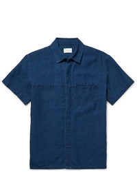 Simon Miller Slim Fit Denim Shirt