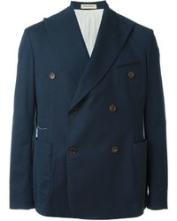 Al duca daosta 1902 double breasted blazer medium 644171