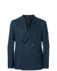 Tonello Classic Double Breasted Blazer