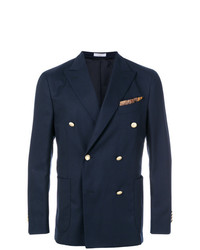Boglioli Double Breasted Blazer
